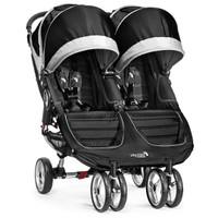 Baby Jogger City Mini Double - Black