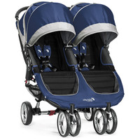 Baby Jogger City Mini Double - Cobalt