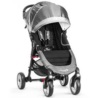 Baby Jogger City Mini Single 4-Wheel - Steel Grey