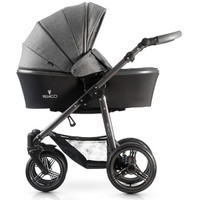 Venicci Carbo Travel System - Denim Grey