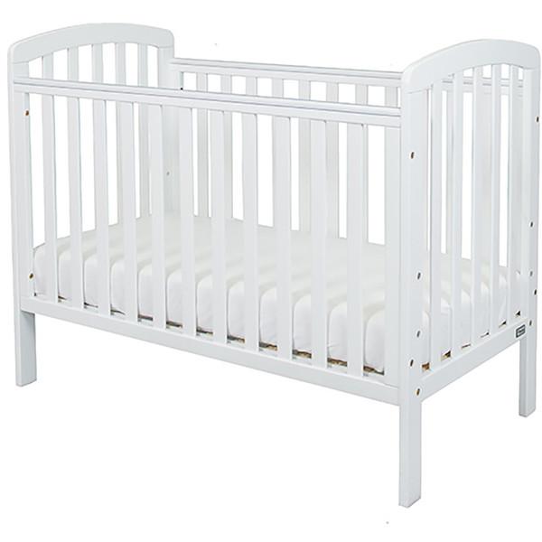 Br Baby Valencia Cot - White