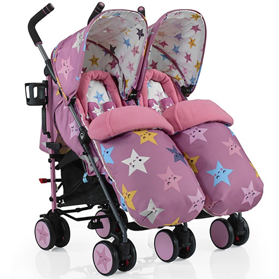 Cosatto Supa Dupa Stroller - Happy Stars