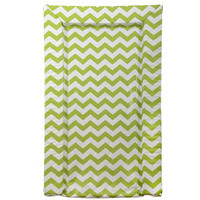 East Coast Chevron Changing Mat - Green
