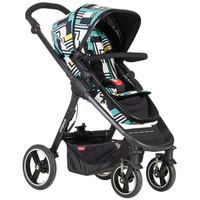 Phil & Teds Mod Pushchair - Abstract