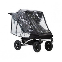 Mountain Buggy Duet Double Rain Cover