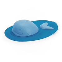 Skip*Hop Moby Drain Cover - Blue