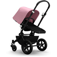 Bugaboo Cameleon¶ü Pushchair + Base - Black Chassis - Soft Pink
