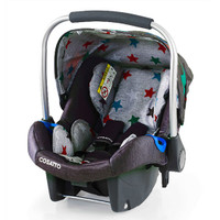 Cosatto Port Carseat - Grey Megastar