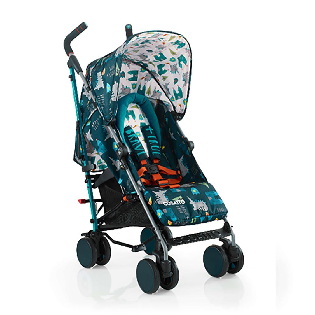 Cosatto Supa Stroller 2018- Dragon Kingdom