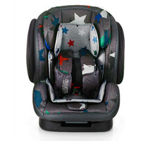 Cosatto Hug Group 123 Car Seat - Grey Megastars