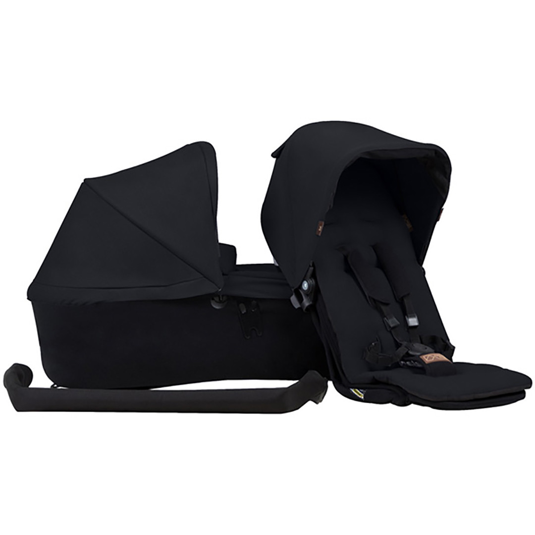 Mountain Buggy Family Pack for the Duet Single- Black