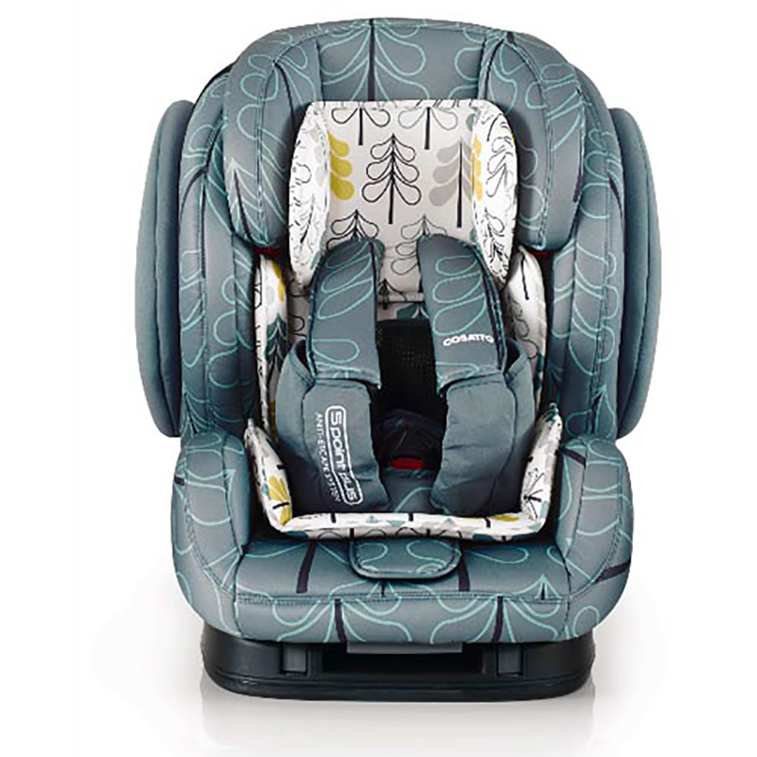 Cosatto Hug Isofix Group Car Seat - Fjord