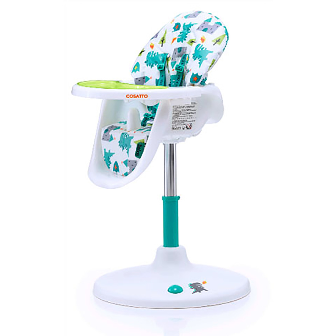 Cosatto 3Sixti Highchair - Dragon Kingdom