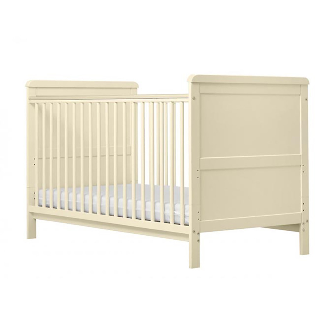 Alex Cot Bed - Cream