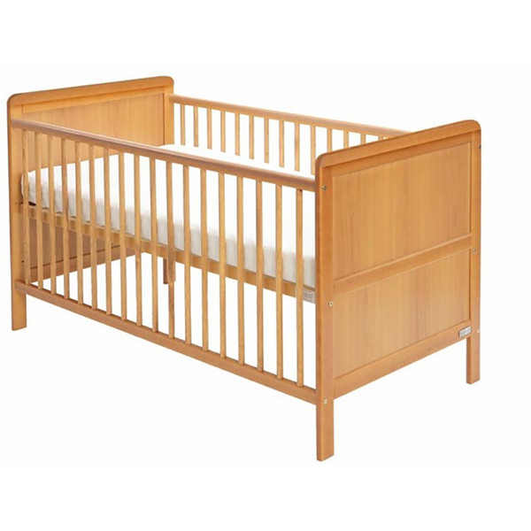 Alex Cot Bed - Antique Pine