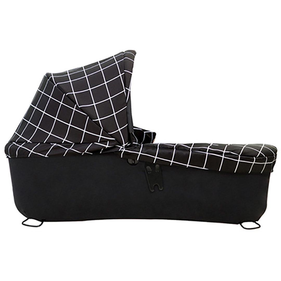 Mountain Buggy Duet Carrycot - Grid