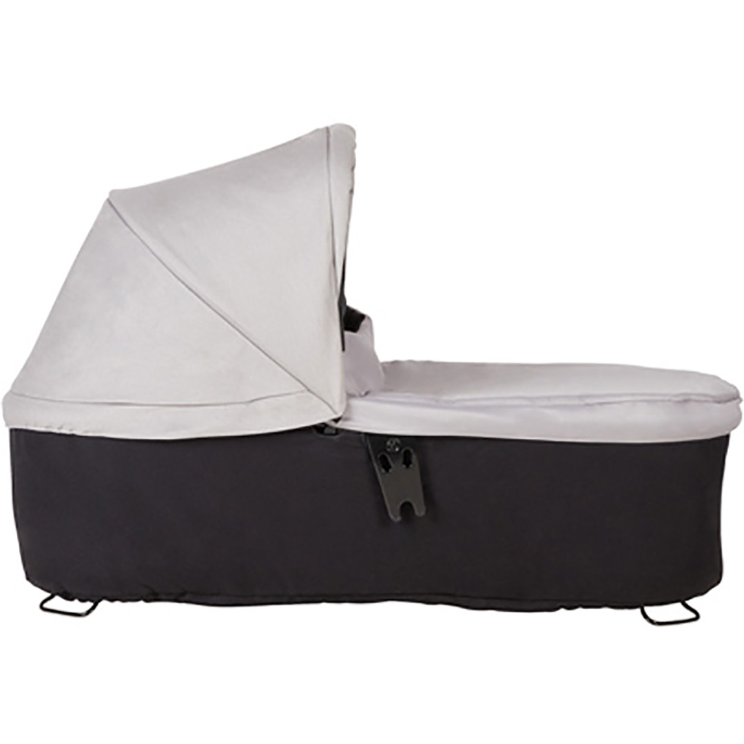 Mountain Buggy Duet Carrycot - Silver