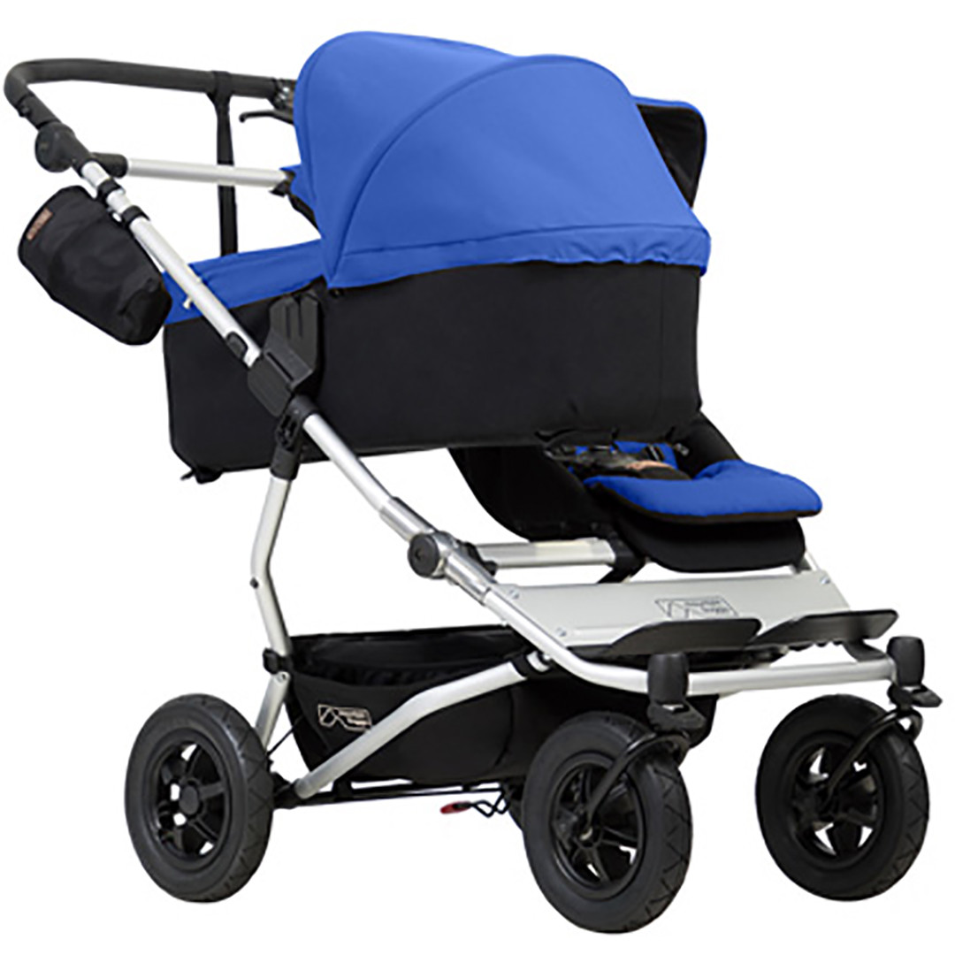 Mountain Buggy Duet Carrycot -Marine
