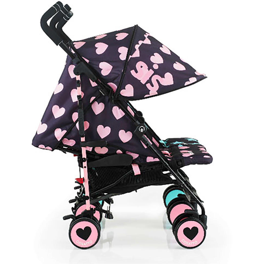 Cosatto Supa Dupa Stroller - Sis and Bro 5