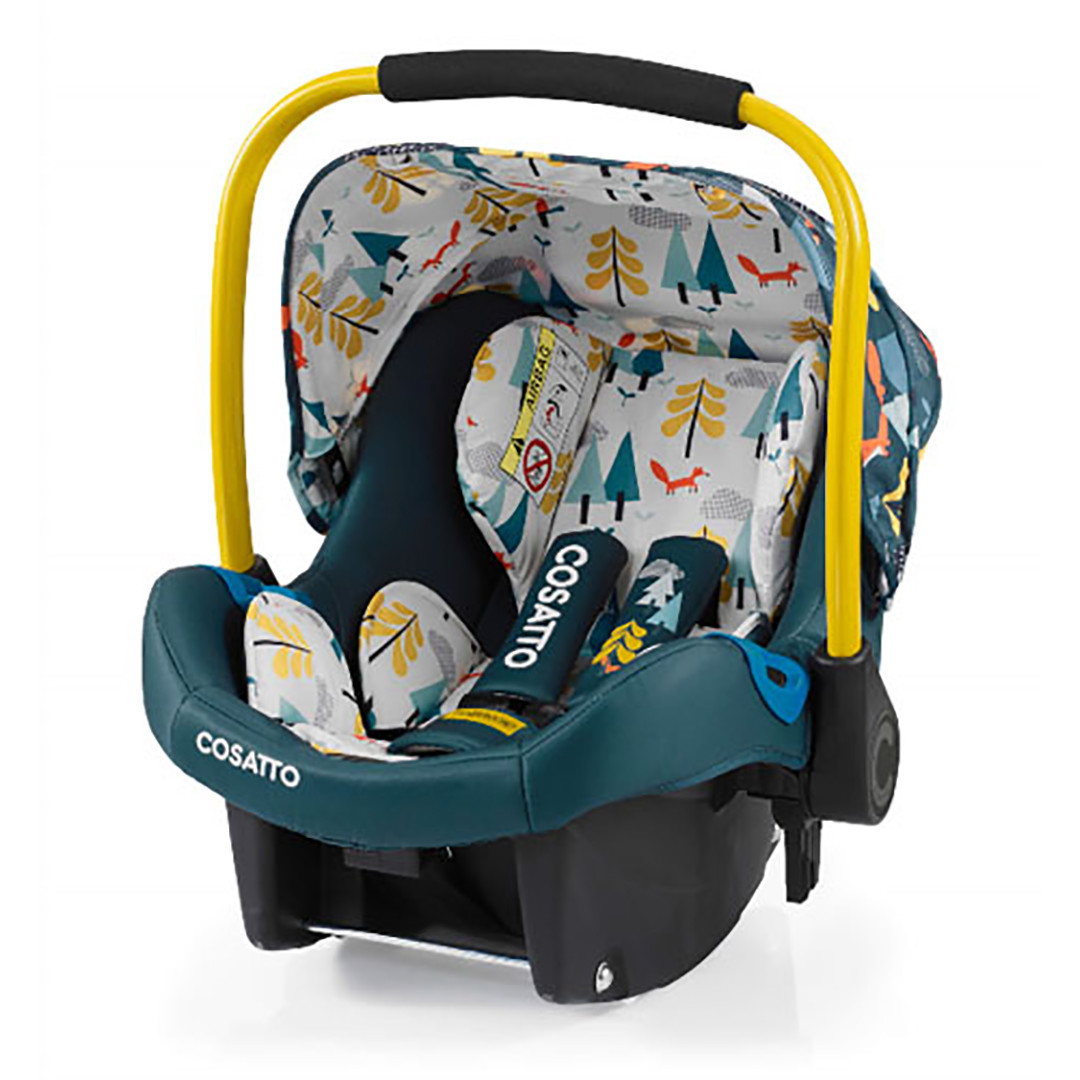 Cosatto Port Carseat - Fox Tale