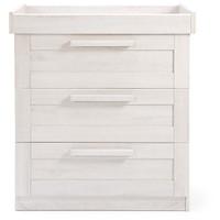 Mamas & Papas Atlas Dresser/Changer - Nimbus White