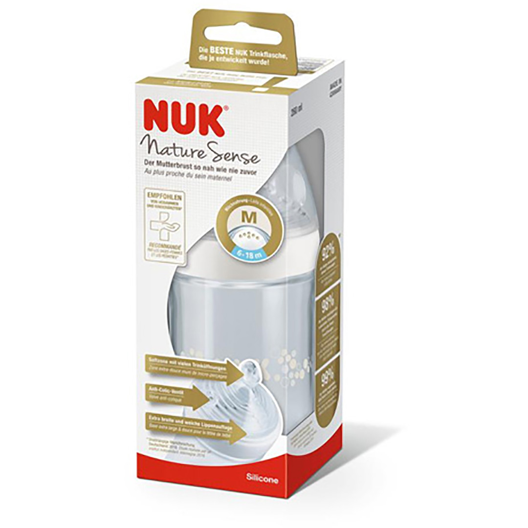 NUK Nature Sense Bottle