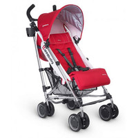 Uppababy G-Luxe Stroller - Denny Red