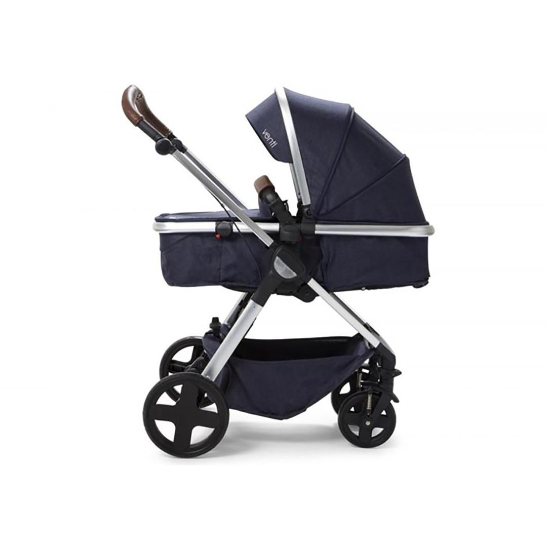 Baby Elegance Venti 2 In 1 Pushchair - Navy