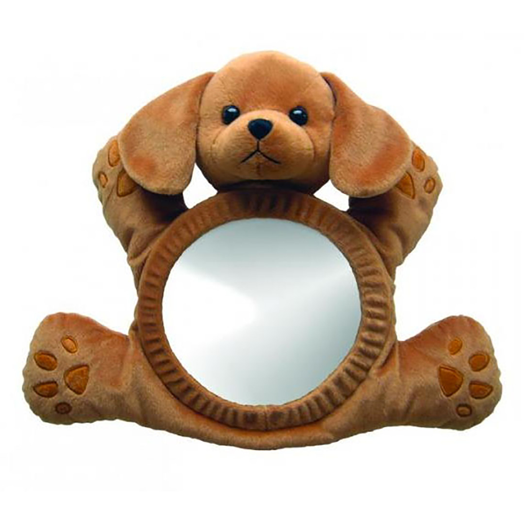 Bearview Infant Mirror - Brown Puppy
