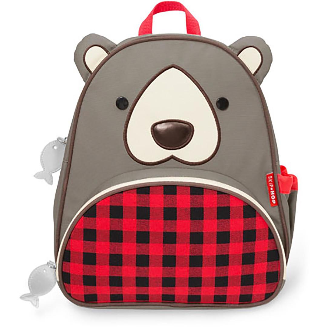 Skip Hop Winter Zoo Pack - Blake Bear
