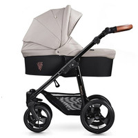 Venicci Gusto 3 in 1 Travel System - Cream