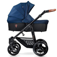 Venicci Gusto 3 in 1 Travel System - Navy