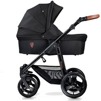 Venicci Gusto 3 in 1 Travel System - Black