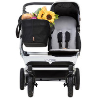 Mountain Buggy Duet Single - Silver