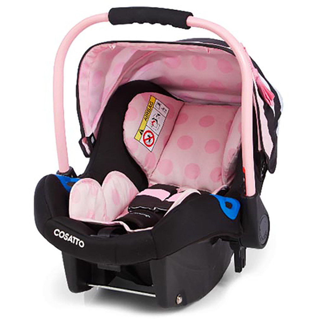 Cosatto Port Carseat - Go Lightly 3