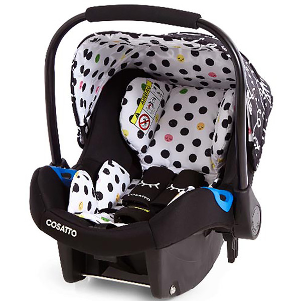 Cosatto Port Carseat - Smile