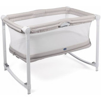 Chicco Zip & Go Travel Cot- Glacial