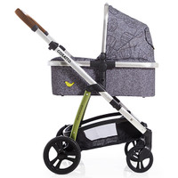 Cosatto WOW Travel System Bundle - Dawn Chorus