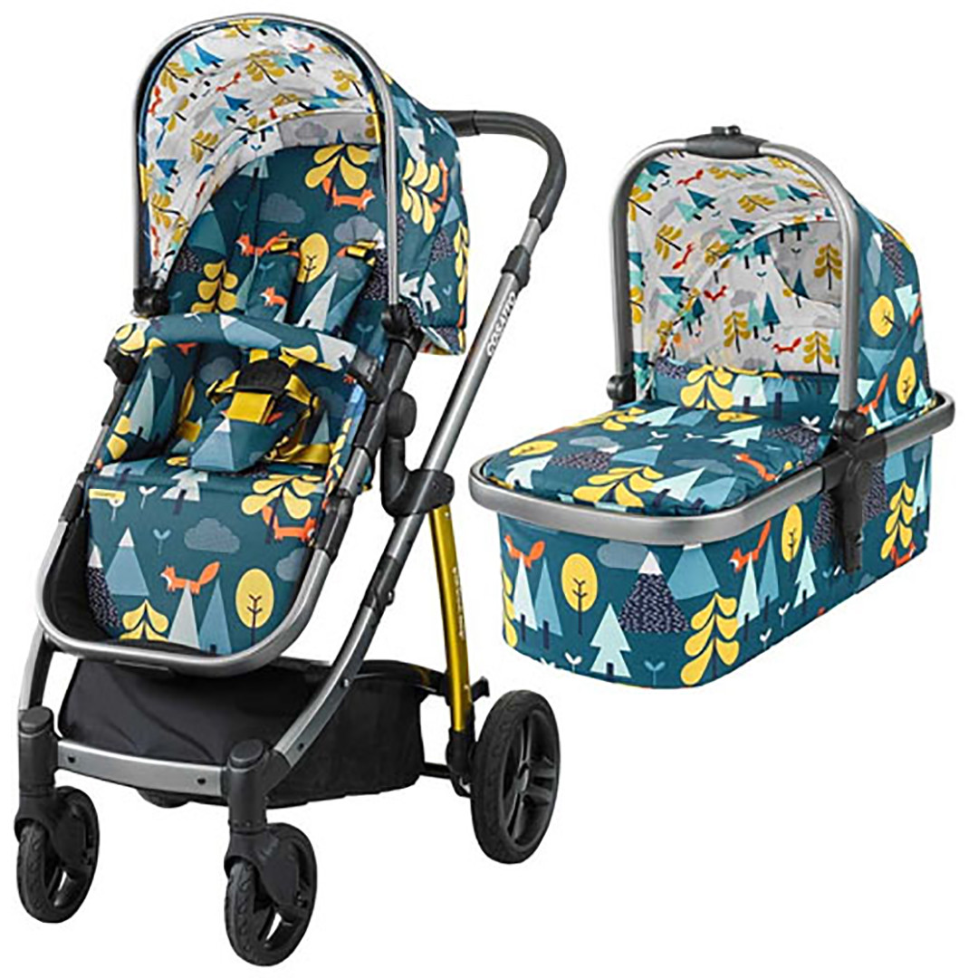 2d0687237693e Cosatto WOW Travel System - Fox Tale