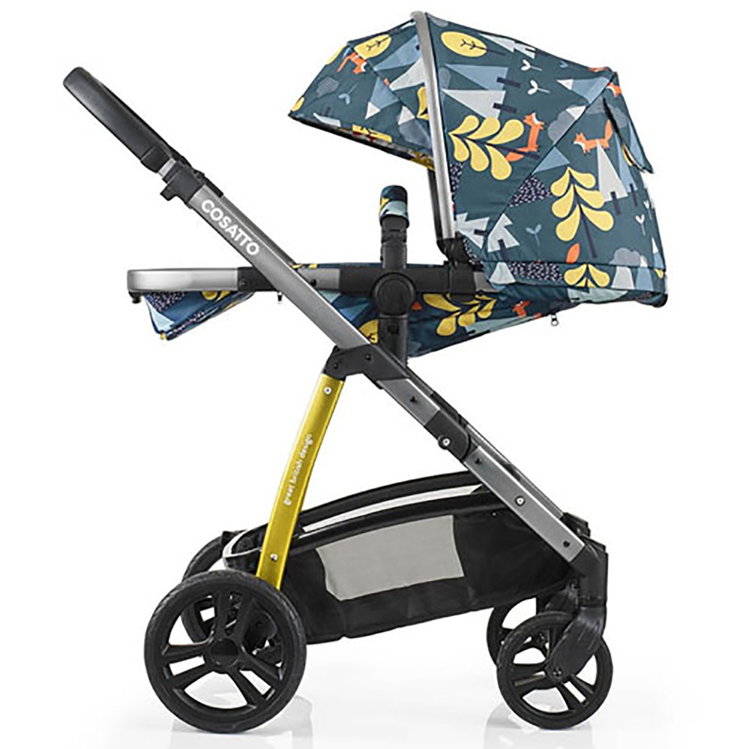 Cosatto WOW Travel System - Fox Tale