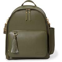 Skip Hop Greenwich Changing Bagpack- Olive