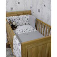 The Essential One- Little Birdy Jersey Cot Quilt