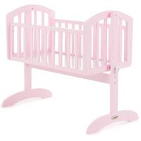 OBaby Sophie Swinging Crib- Eton Mess