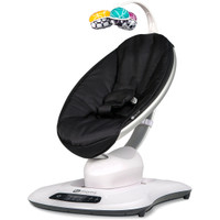 4moms MamaRoo Bouncer - Black