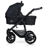Venicci Soft Edition 3-in-1 Travel System - Black
