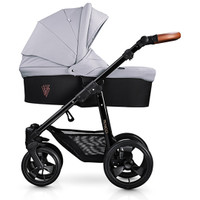 Venicci Prestige Edition Gusto 3 in 1 Travel System - Grey