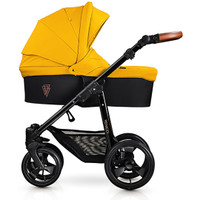 Venicci Prestige Edition Gusto 3 in 1 Travel System - Yellow