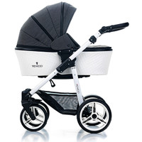 Venicci Pure Edition Travel System - Denim Black