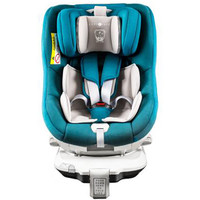 Cozy N Safe Merlin Group 0+/1 Car Seat- Blue