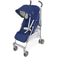 Maclaren Quest Stroller 2018- Medieval Blue/Silver
